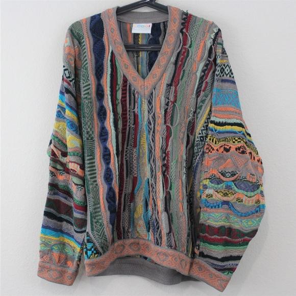 387a5062 COOGI Sweaters | Vtg Biggie Bill Cosby Vneck Sweater B300 | Poshmark